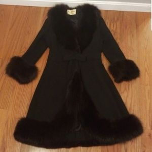 Mink Coat by Russel Taylor